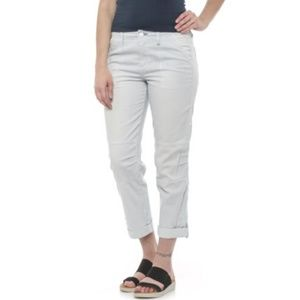 Anthropologie Level 99 Daphine Cropped Ankle Pants